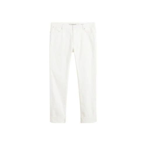 Mango Man slim fit jeans wit
