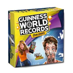 Guinness World Records Challenge bordspel
