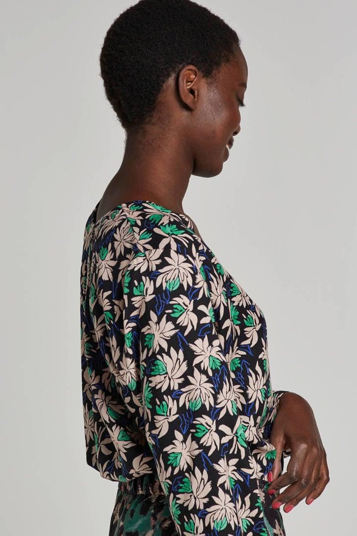 gebloemde Aaiko blouse blouse gebloemde Aaiko gebloemde Aaiko blouse Aaiko gebloemde pxqwgYf8XF