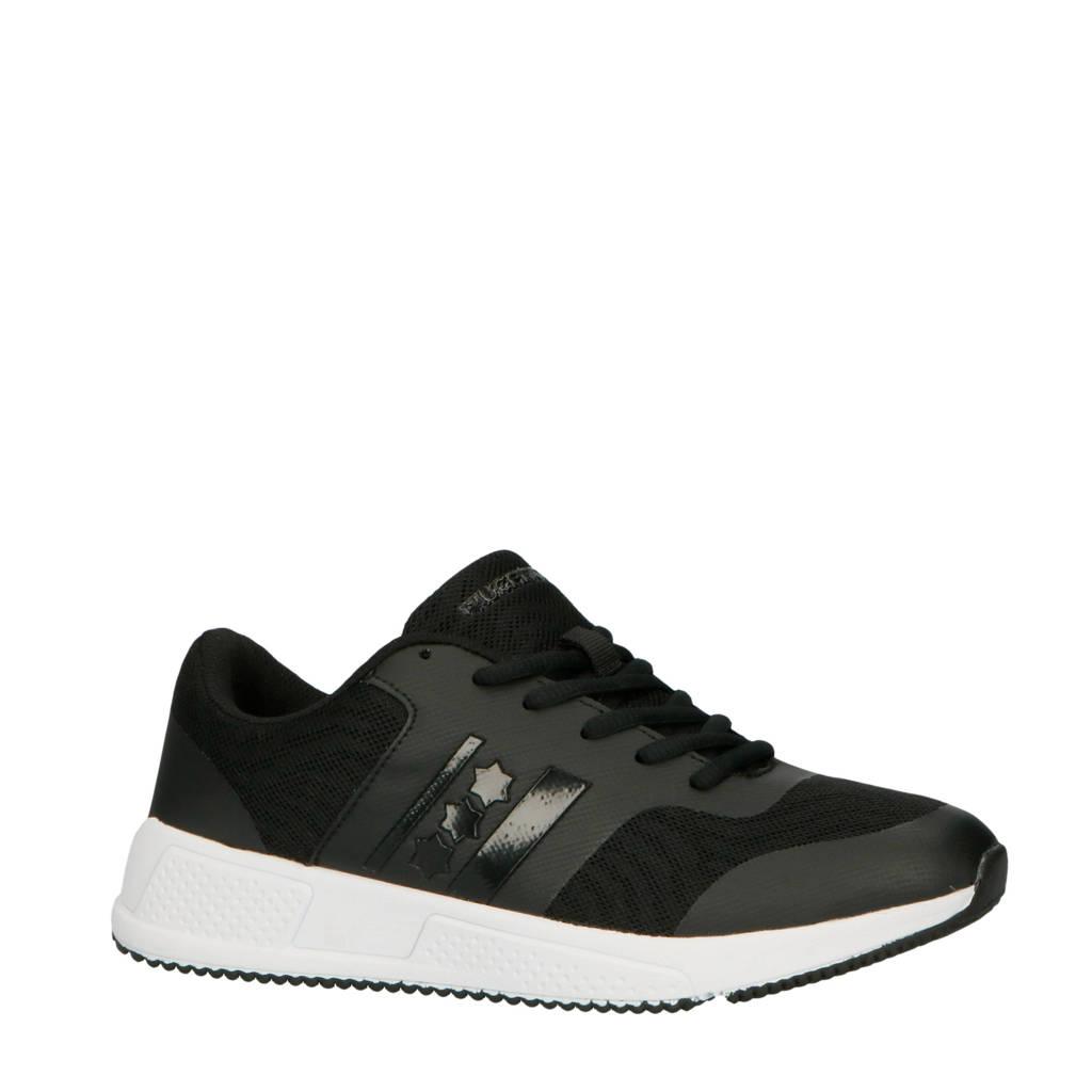 Rucanor sportschoenen zwart/wit, Zwart/wit