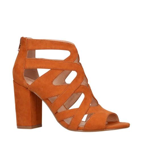 Sacha sandalettes bruin
