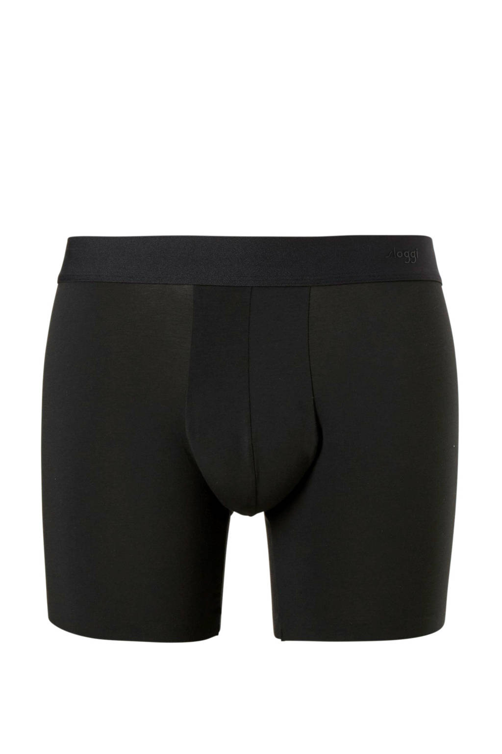 Sloggi Zero Feel boxershort zwart, Zwart