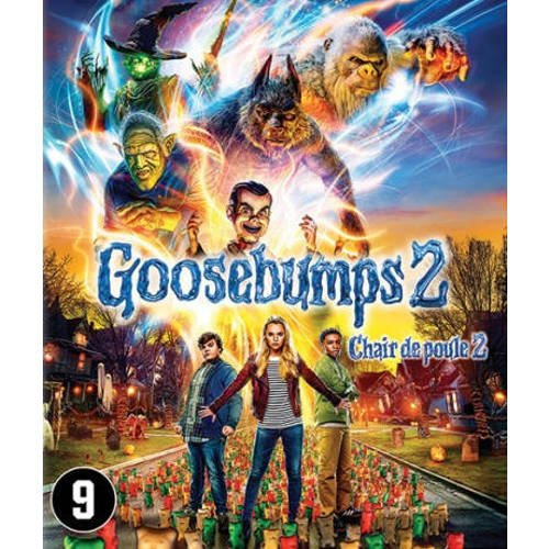 Goosebumps 2 - Haunted halloween (Blu-ray) kopen