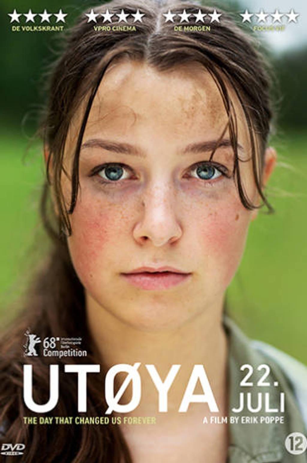 Utoya 22 july  (DVD)