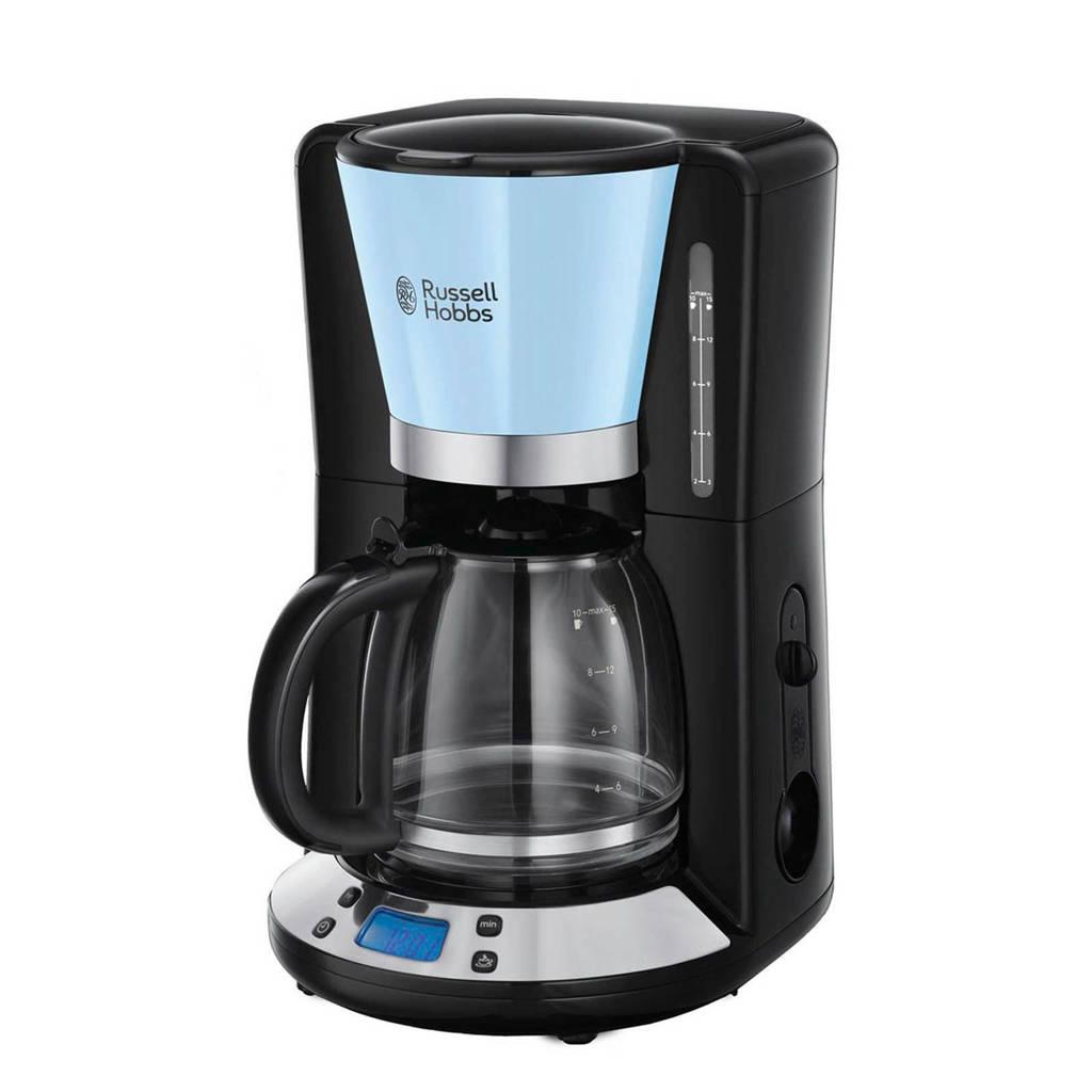 Russell Hobbs 24034-56 COLOURS koffiezetapparaat, Blauw