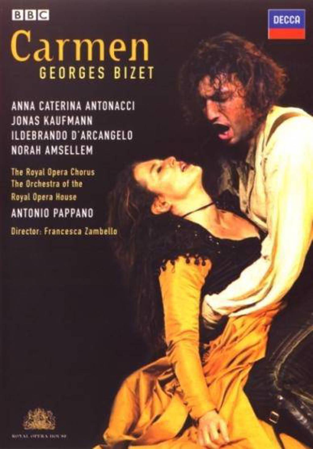 Bizet - Bizet - Carmen (DVD)