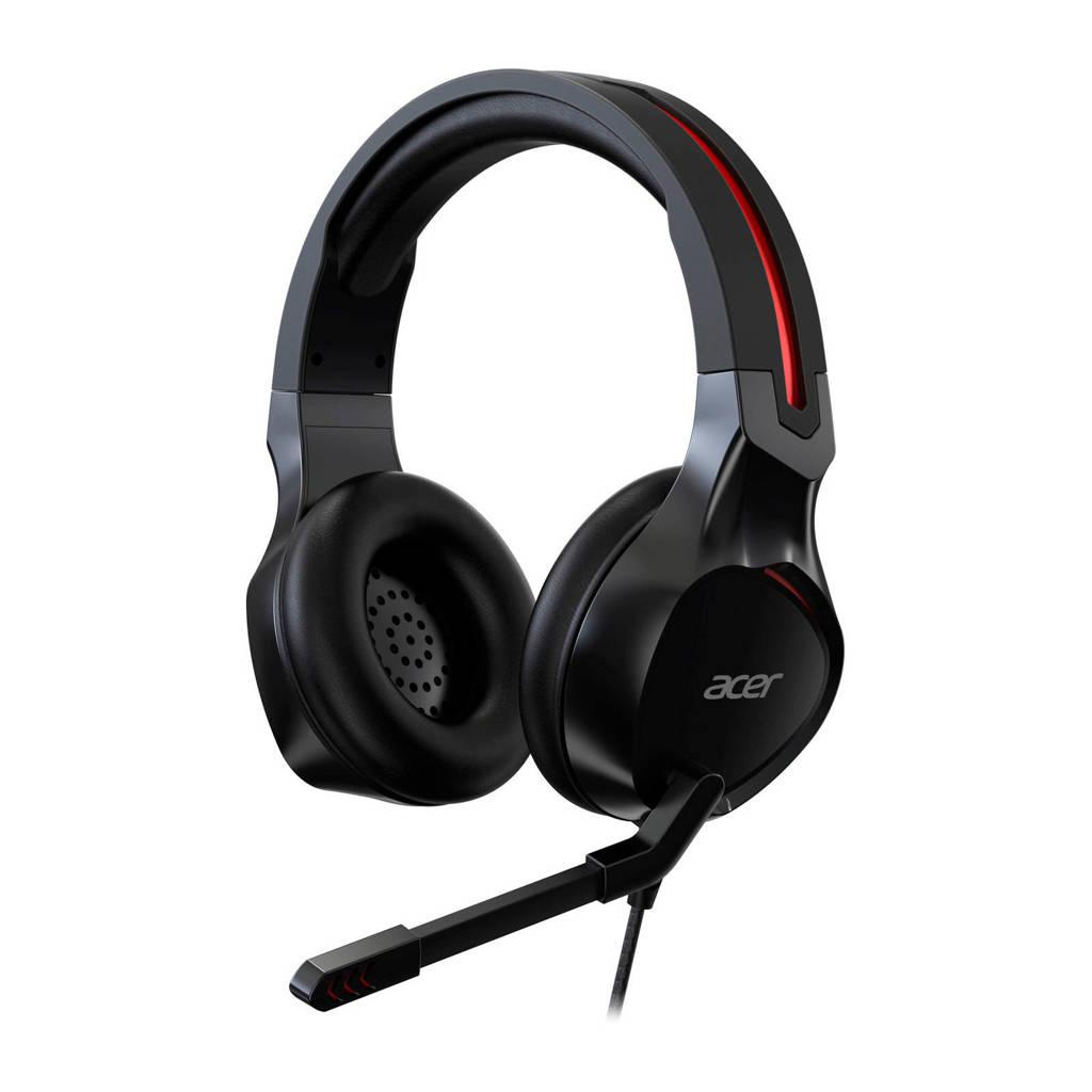 Acer NITRO GAMING HEA hoofdtelefoon, Zwart