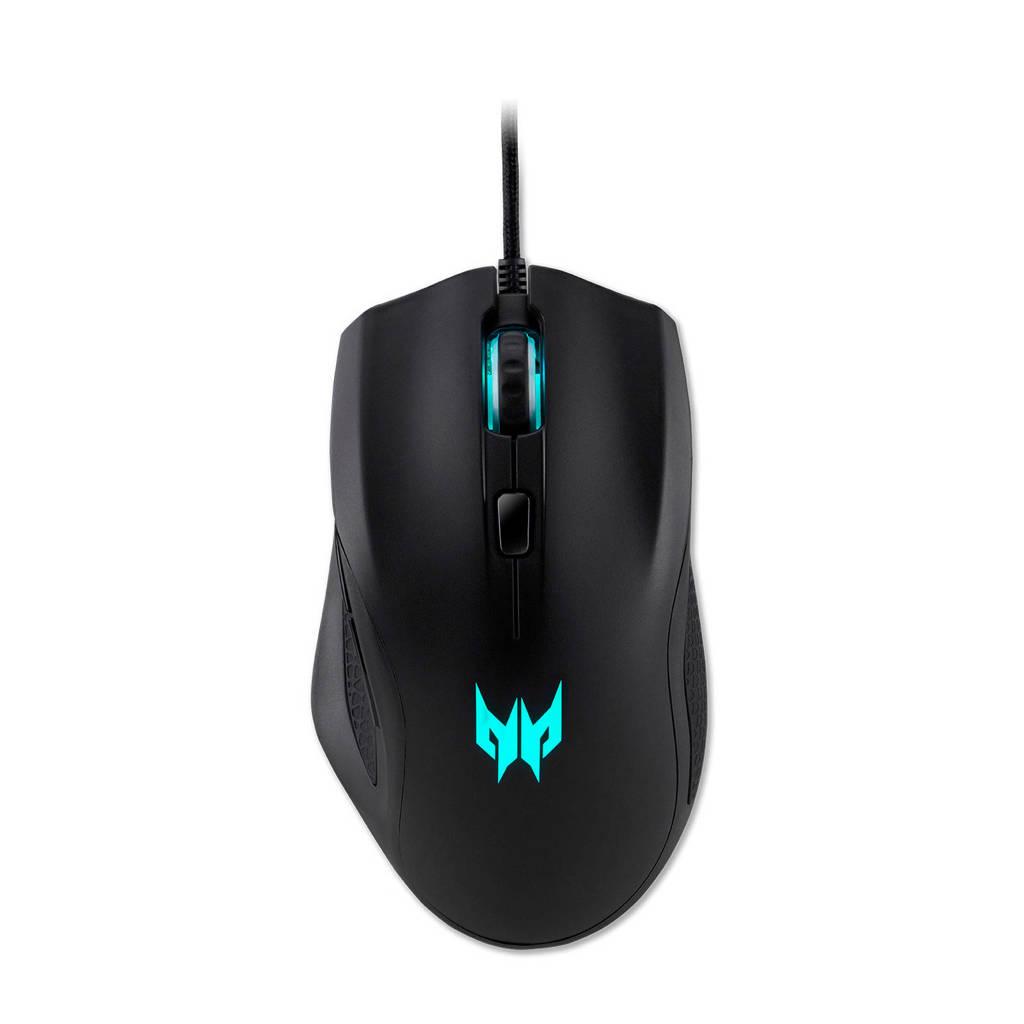 Acer PREDATOR CESTUS gaming muis, Zwart