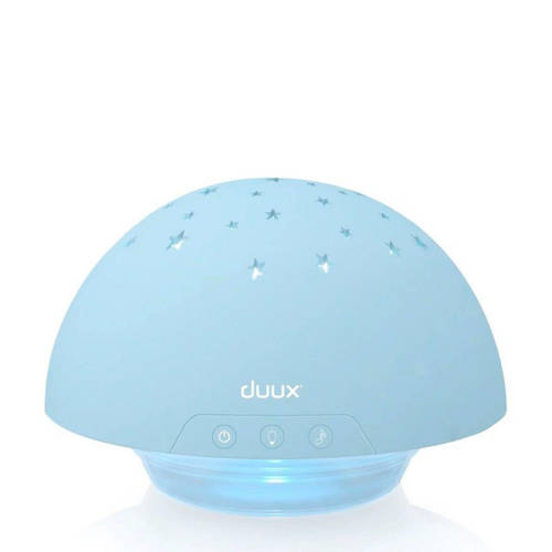Duux baby sterrenprojector soft blue SALE