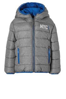 C&A Palomino omkeerbare winterjas grijs (jongens)