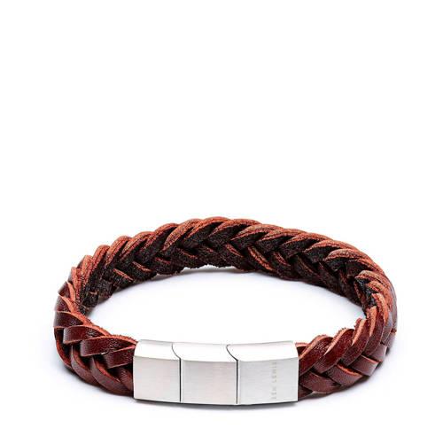 Sem Lewis armband SL210010 bruin