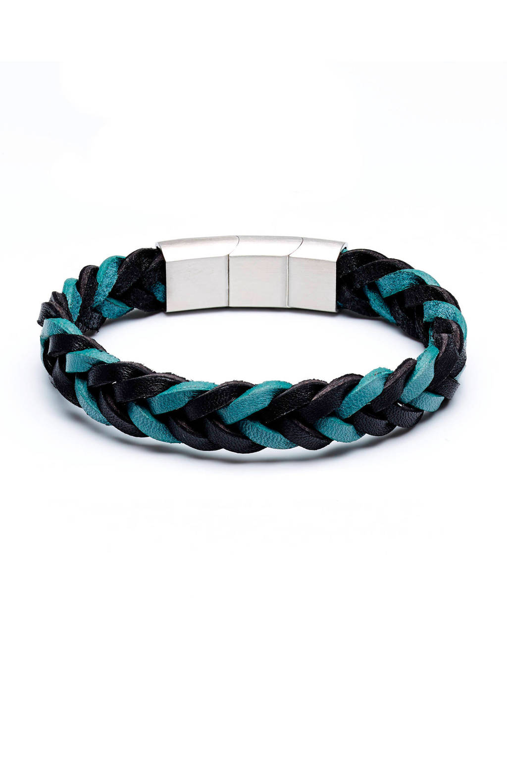 Sem Lewis armband  SL210010 zwart, Zwart