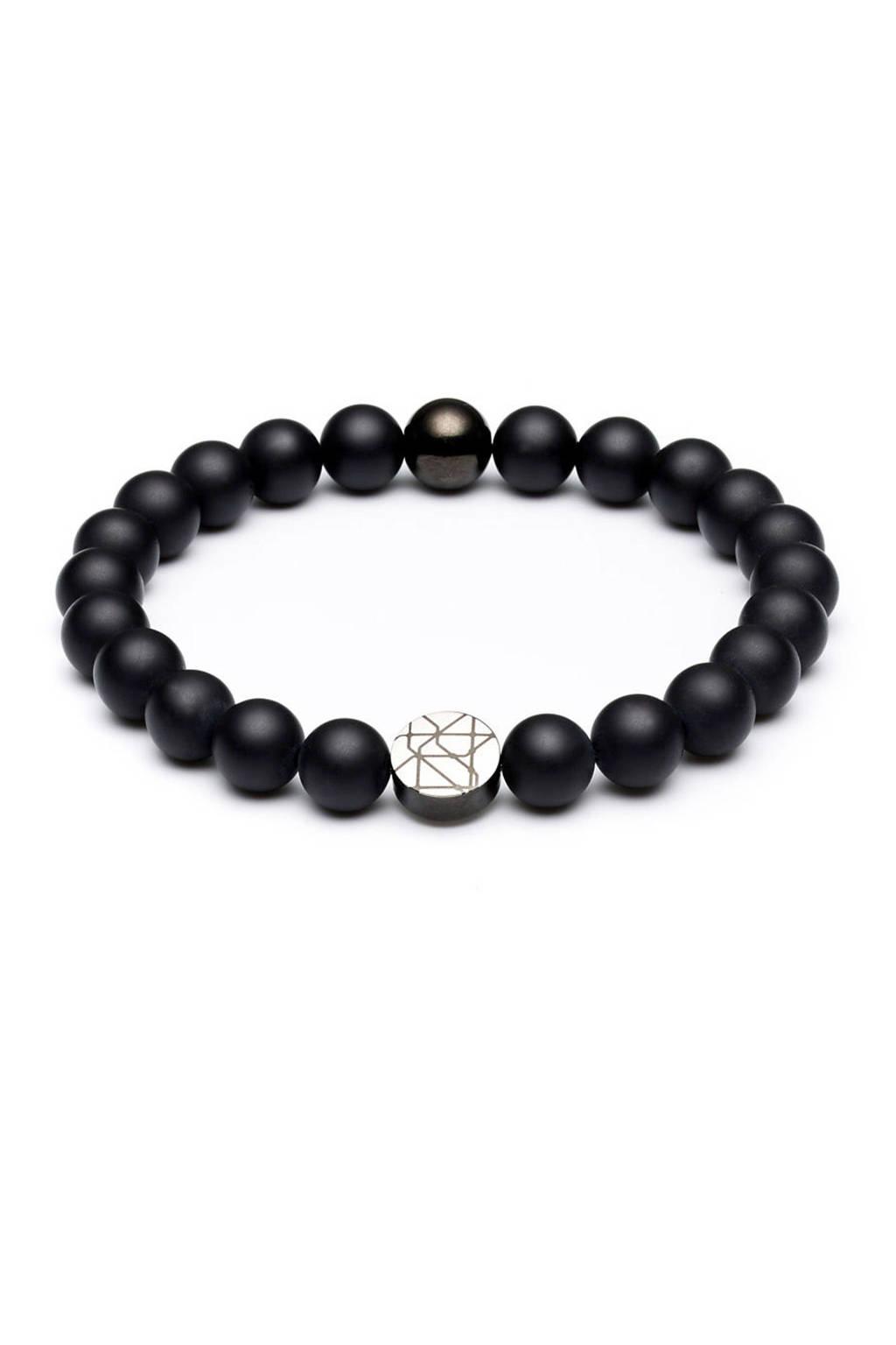 Sem Lewis armband SL220008, Zwart