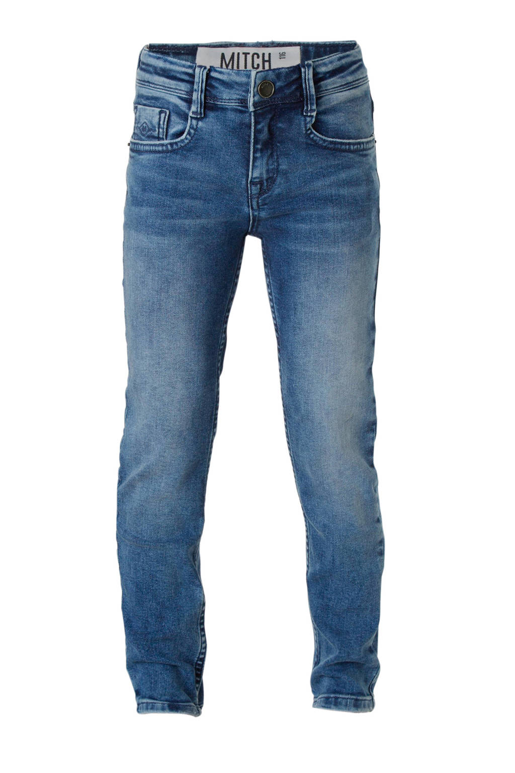 Mitch regular fit jeans Ocean, Blauw