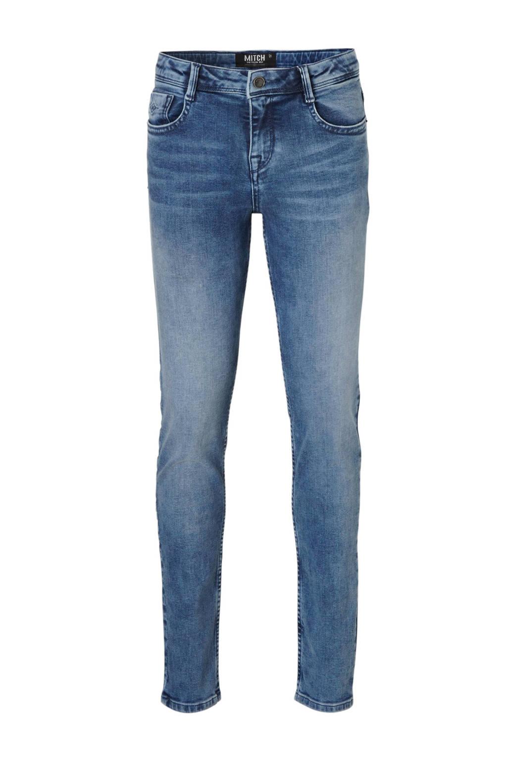 Mitch regular fit jeans Ocean, Blauw