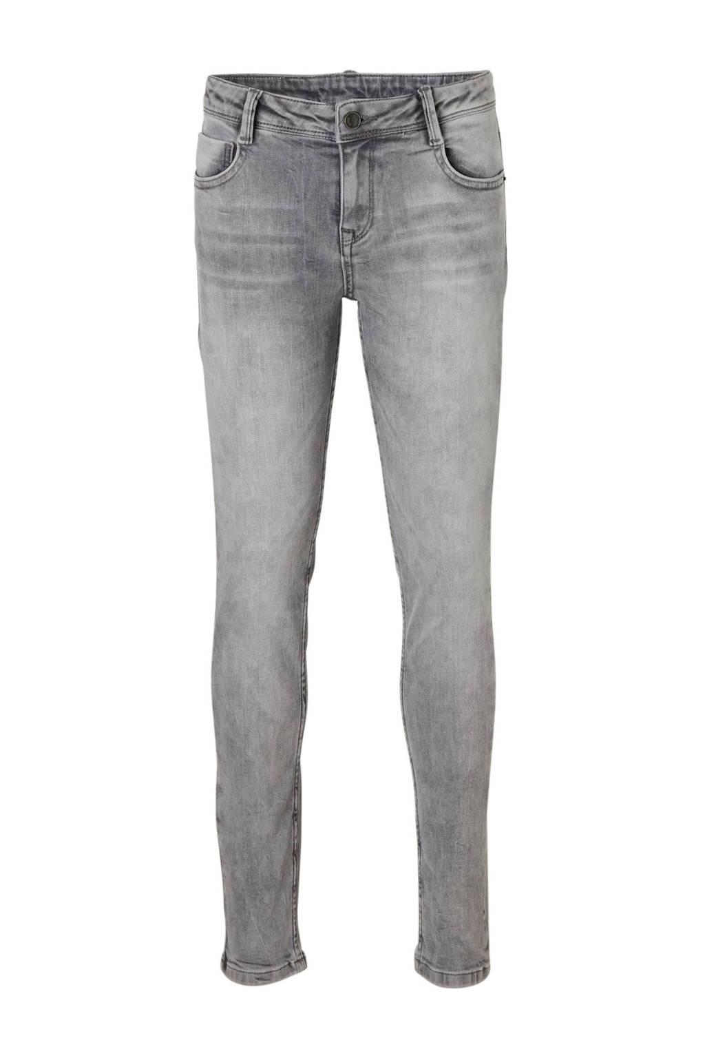 Mitch slim fit jeans Ametist, Grijs