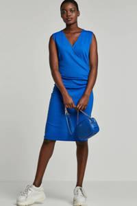whkmp's own jurk met overslag, Kobaltblauw