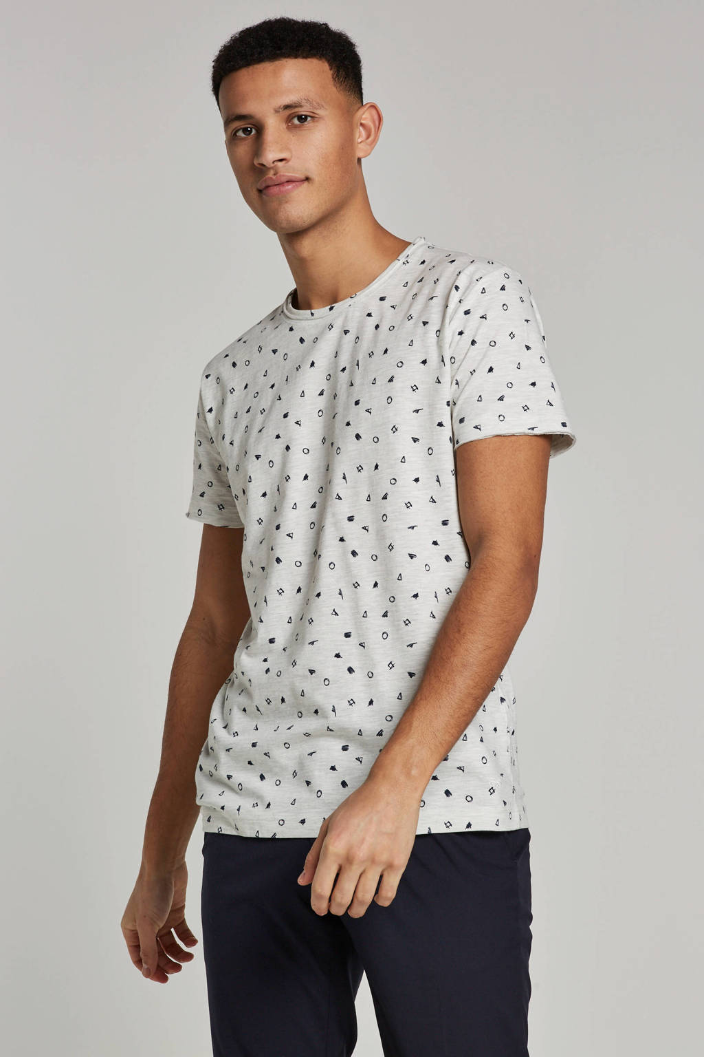 New in Town T-shirt, Wit