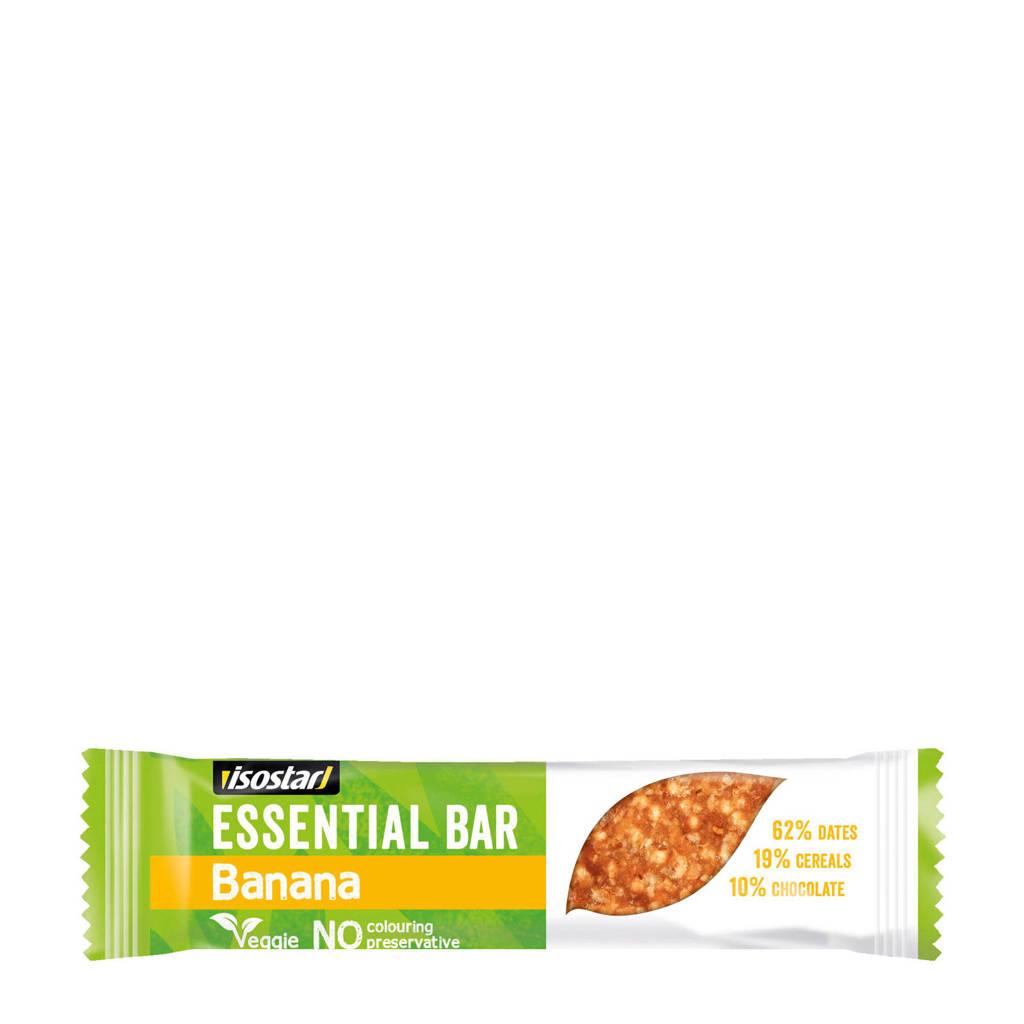 Isostar Essential reep banaan - 1 reep (35 g)