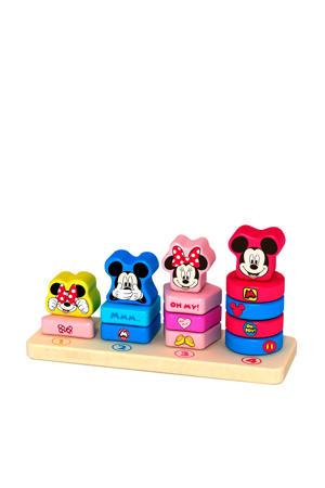 Mickey Mouse tel- en stapelspel