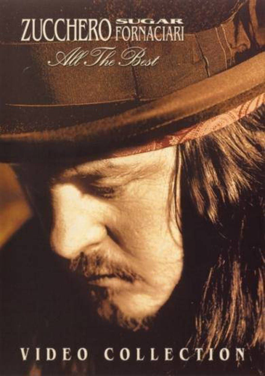 Zucchero - All the best video collection (DVD)