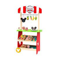 Disney Mickey Mouse houten supermarkt