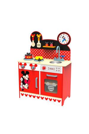 Mickey Mouse houten kinderkeuken