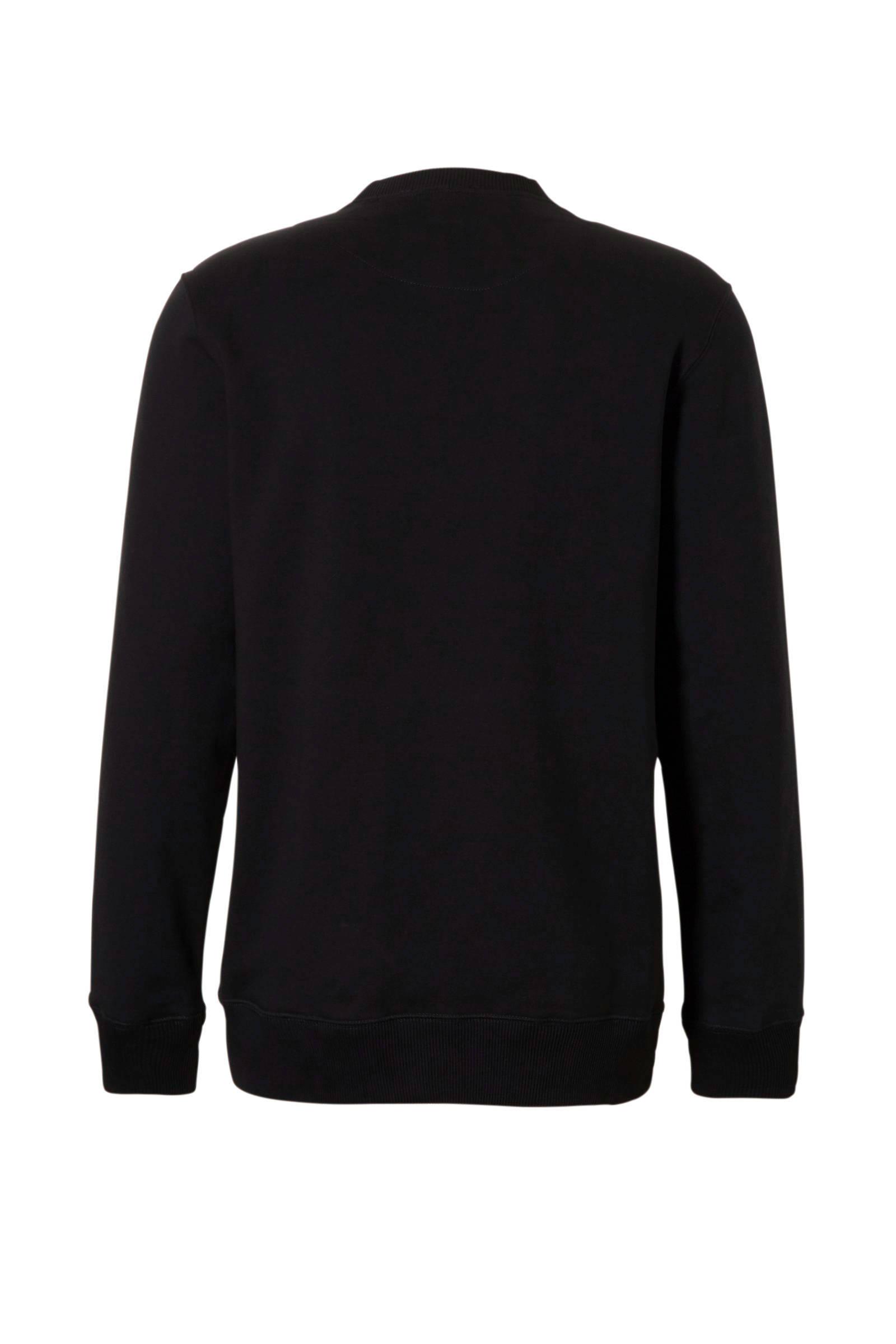 sweater Diesel Diesel met logo sweater sweater logo met Diesel met TOr0Tq