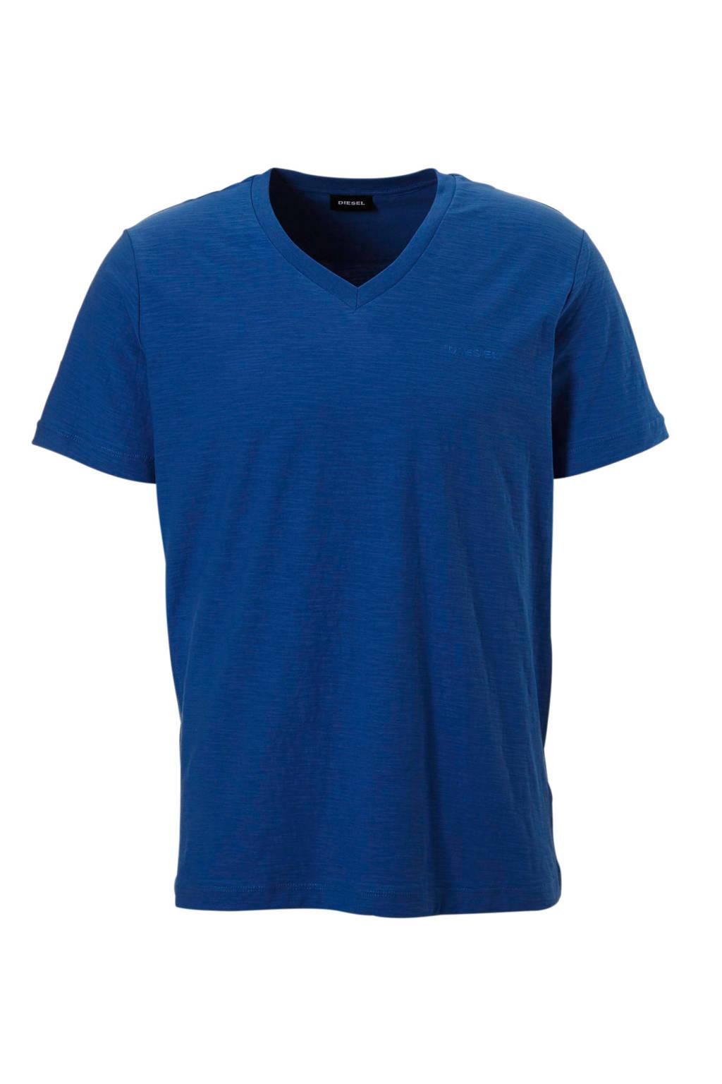 Diesel T-shirt, Kobalt