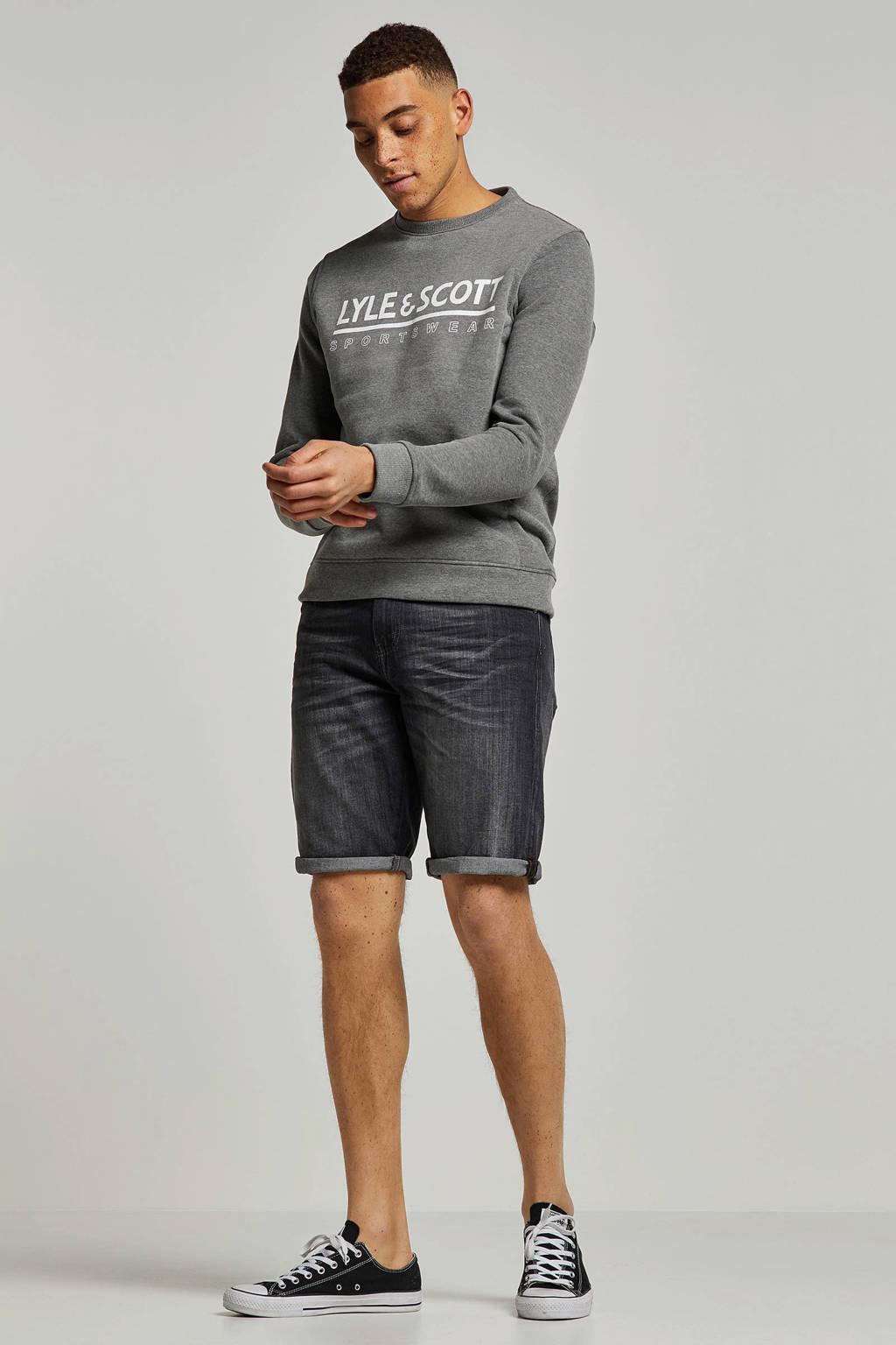 Diesel slim fit jeans short, 02-087AM