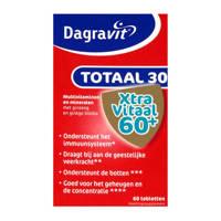 Dagravit Totaal 30 Extra Vitaal 60 plus - 60 stuks