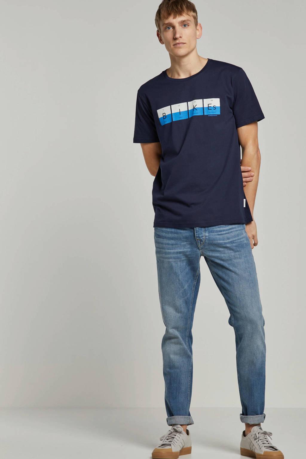 ARMEDANGELS T-shirt, Donkerblauw