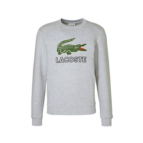 Lacoste sweater met logo kopen