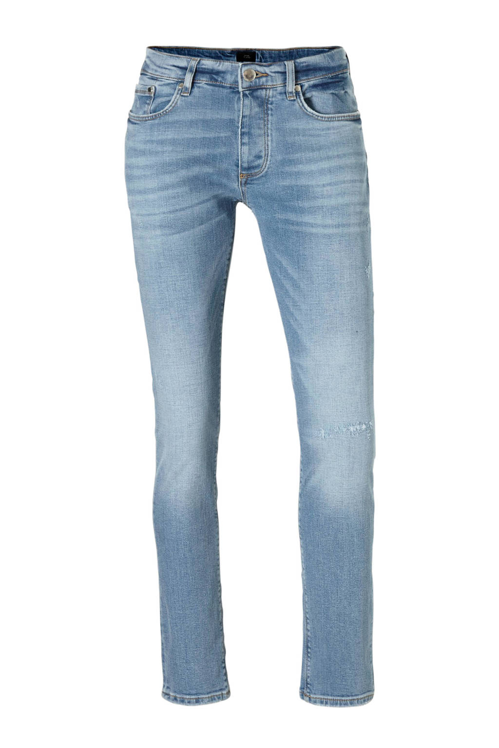 River Island skinny fit jeans, Lichtblauw