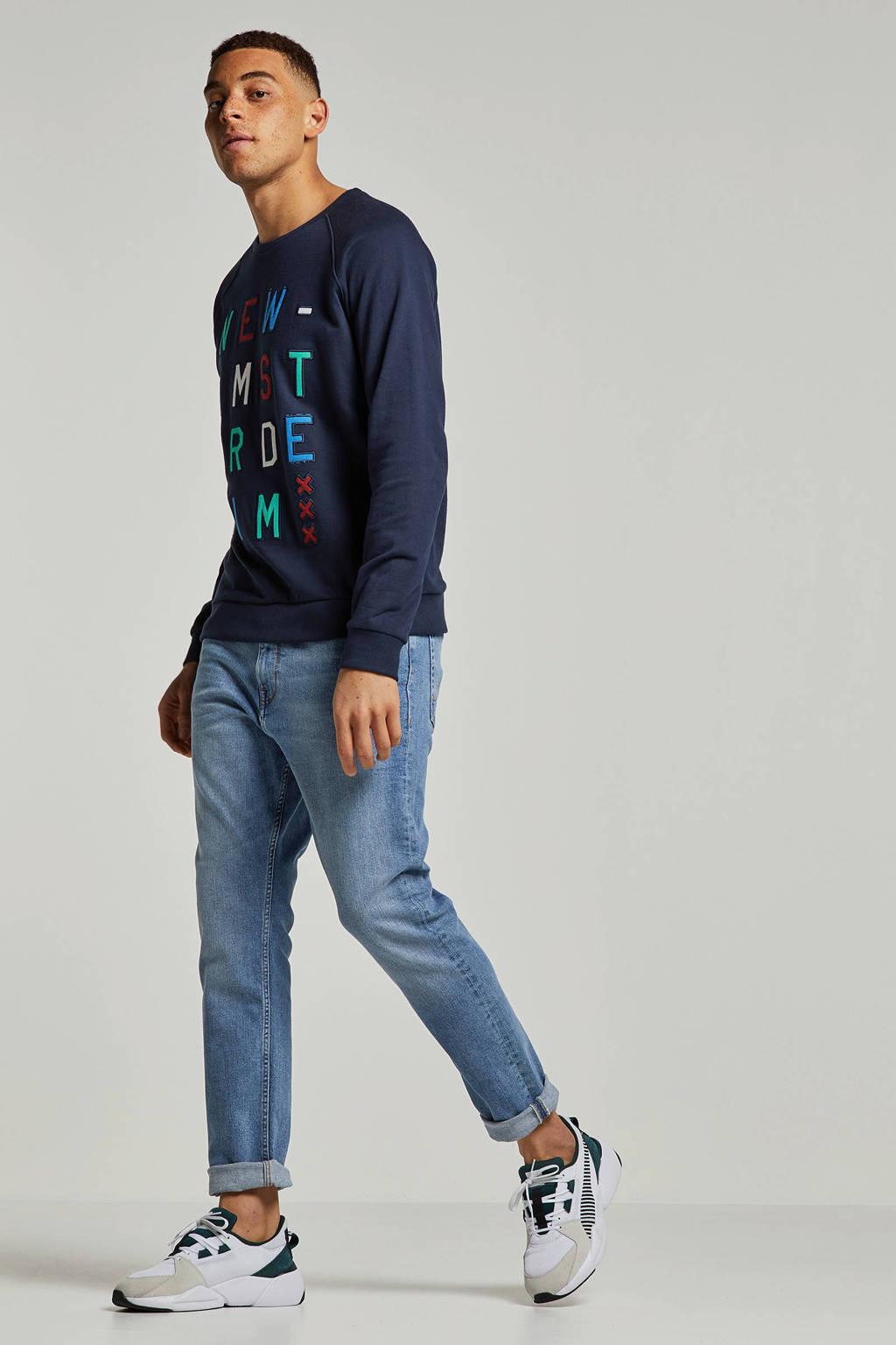 edc Men tapered fit jeans, Light denim