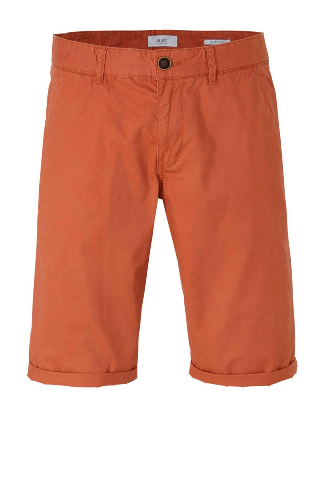 edc Men bermuda, Oranje
