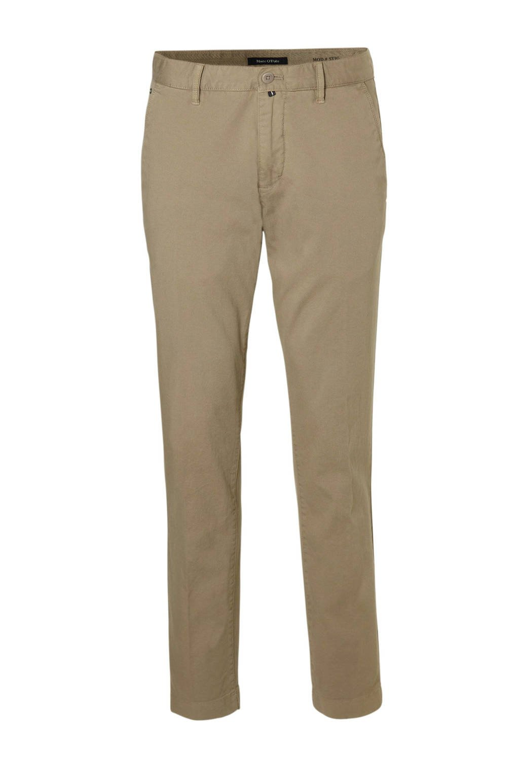 Marc O'Polo tapered fit chino Stig, Camel