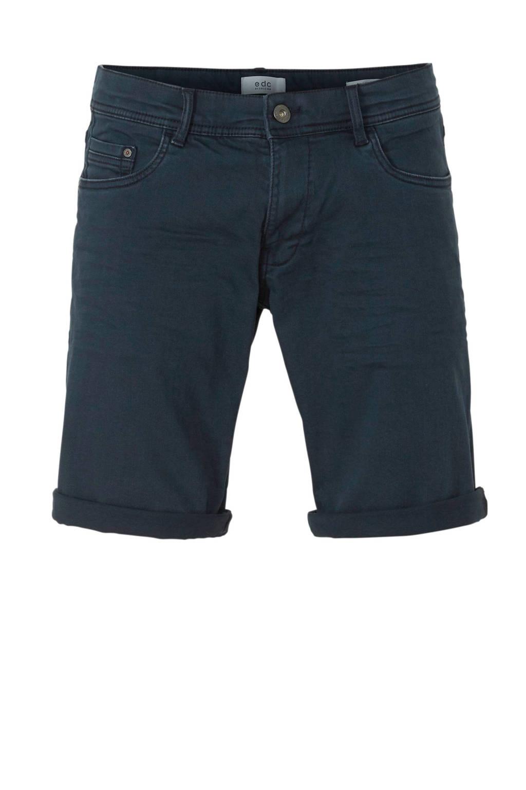 edc Men slim fit jeans, Bleu