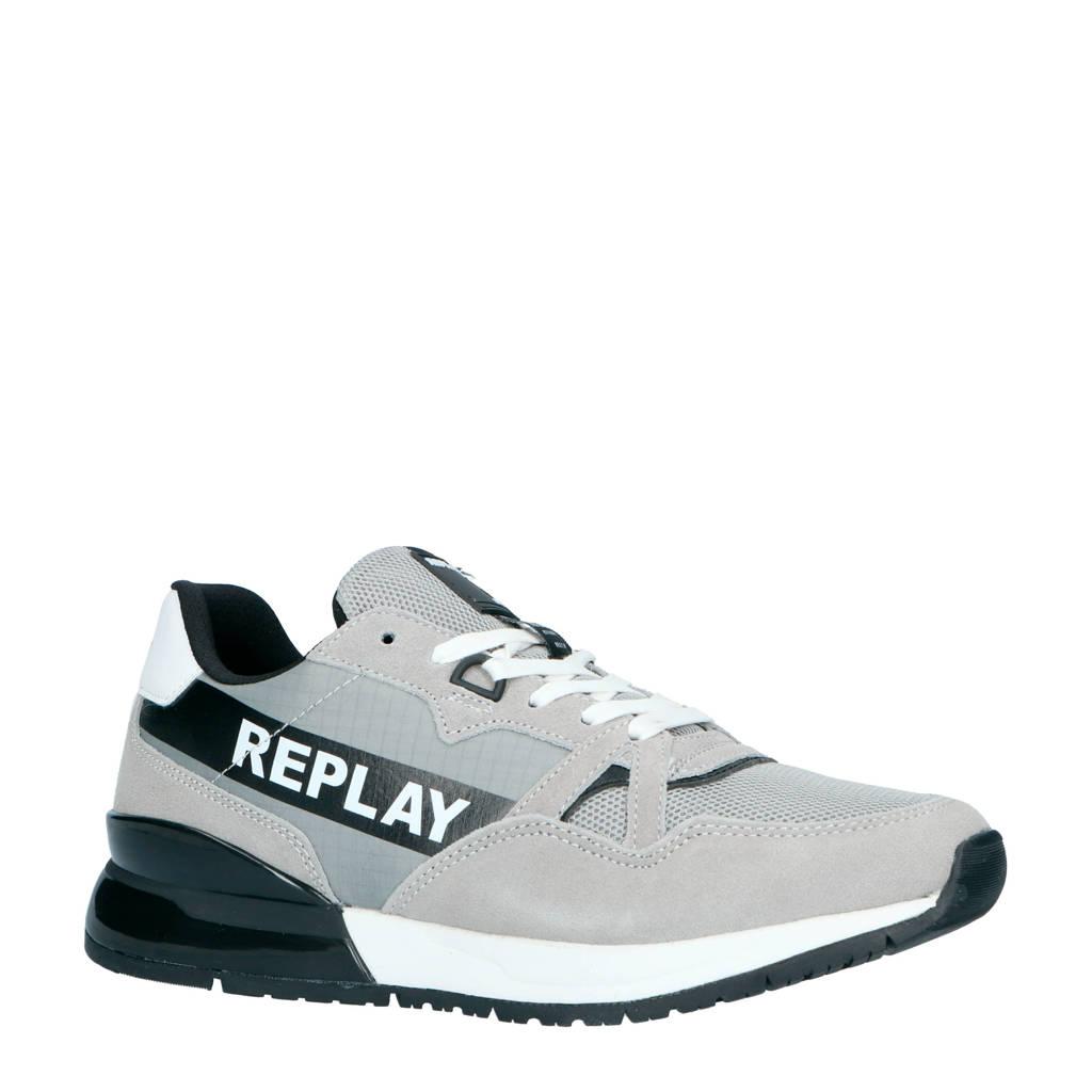 REPLAY  sneakers grijs, Grijs