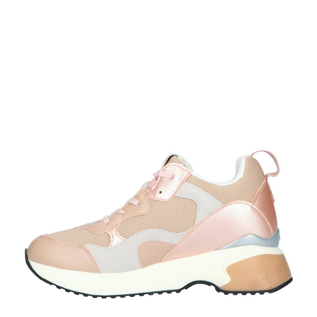 Sneakers Sneakers wit Replay Replay wit Roze Replay Roze tTwxOO