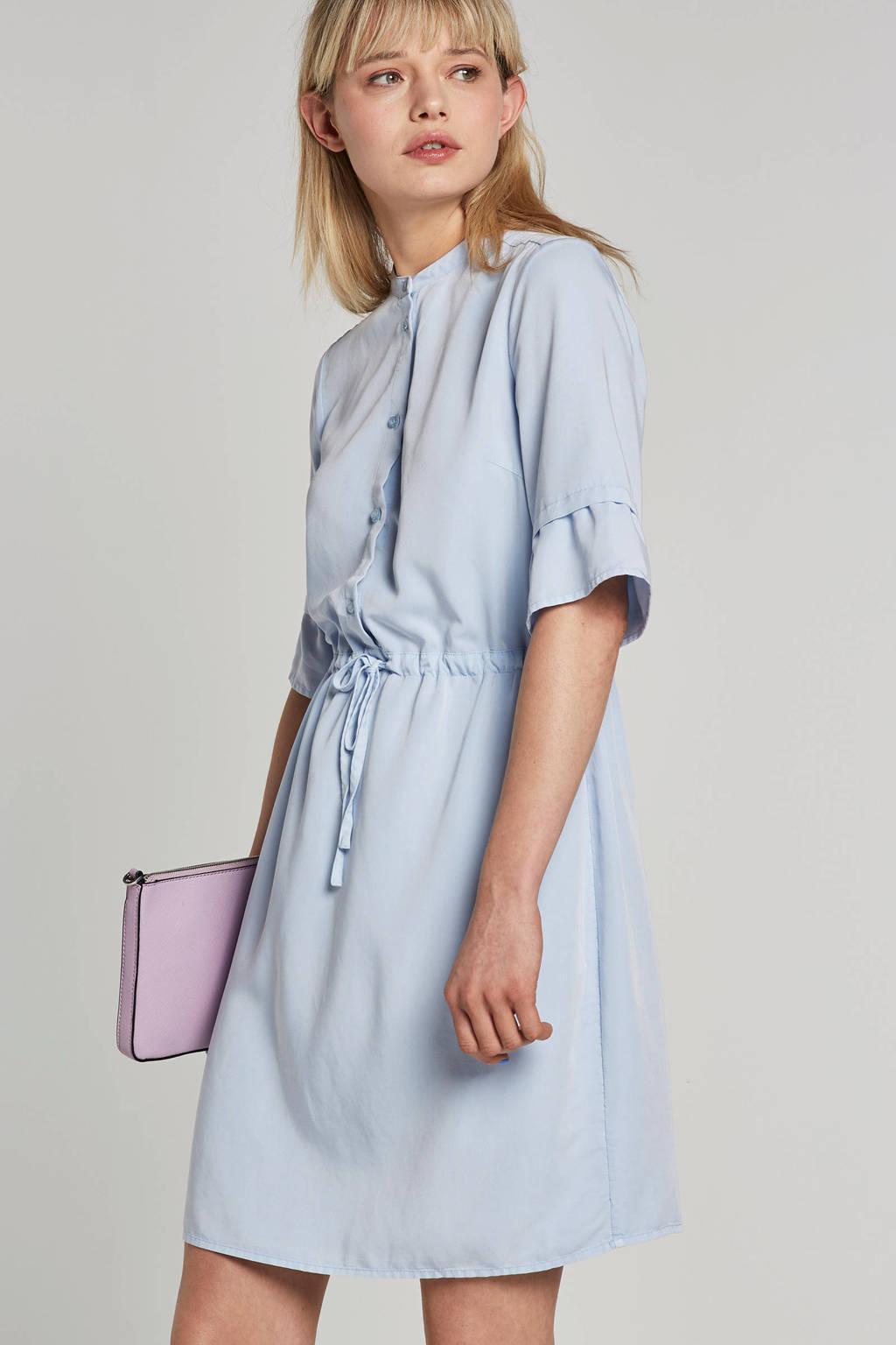 Modström jurk blauw, Blauw
