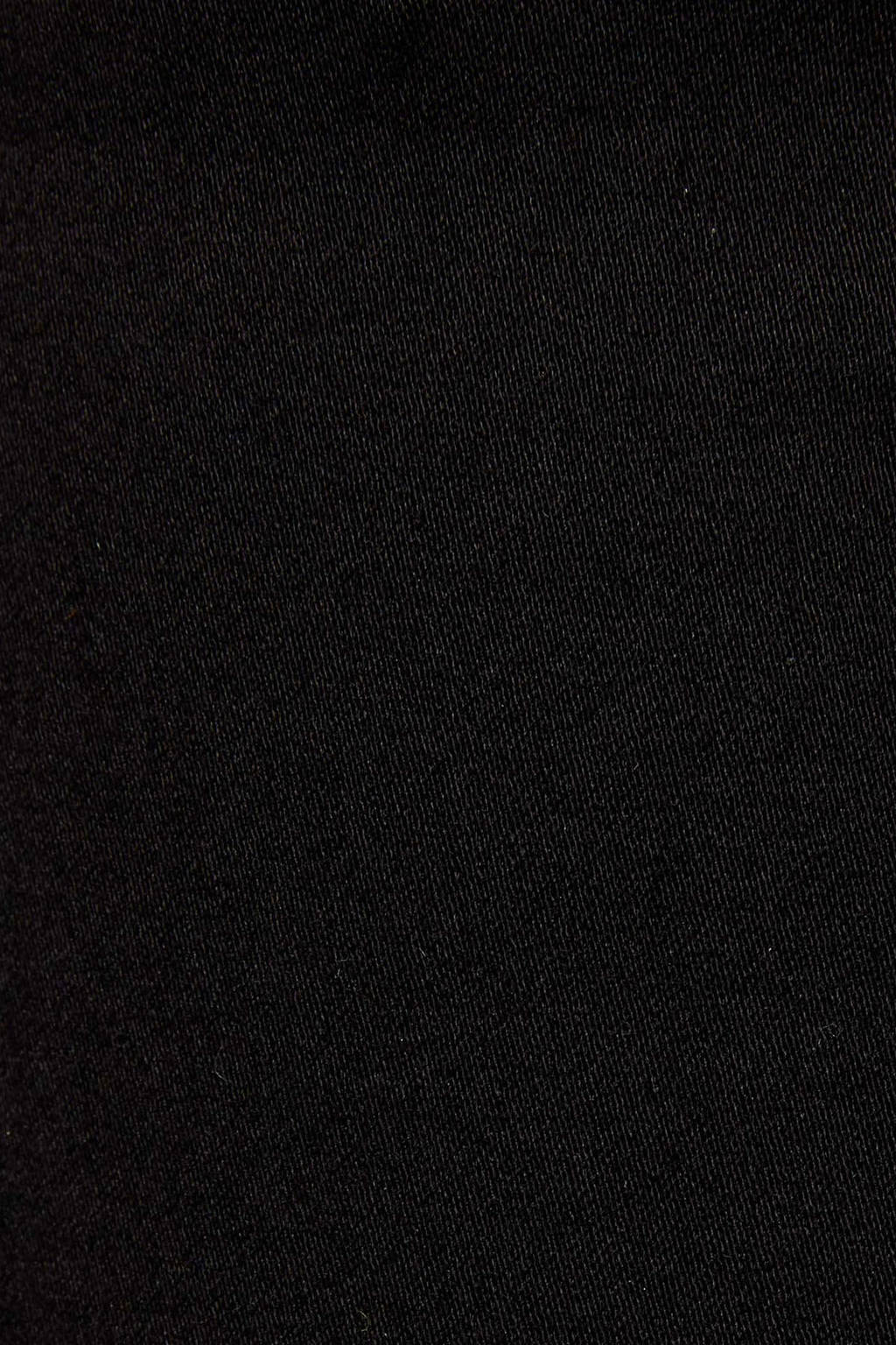 Morgan slim fit broek zwart, Zwart