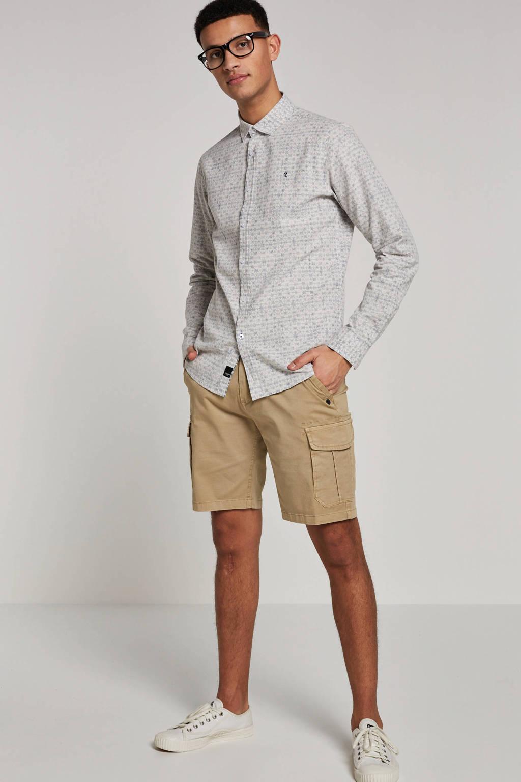 Twinlife overhemd, Ecru