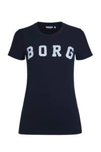 Björn Borg / Björn Borg sport T-shirt donkerblauw