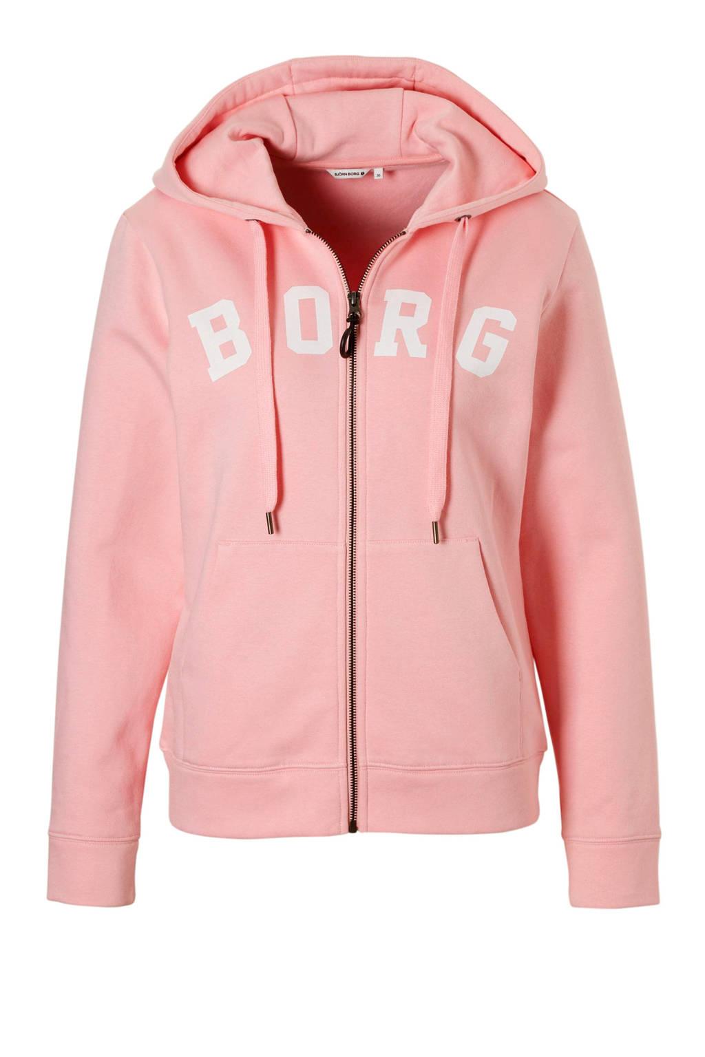Björn Borg sportvest roze, Roze