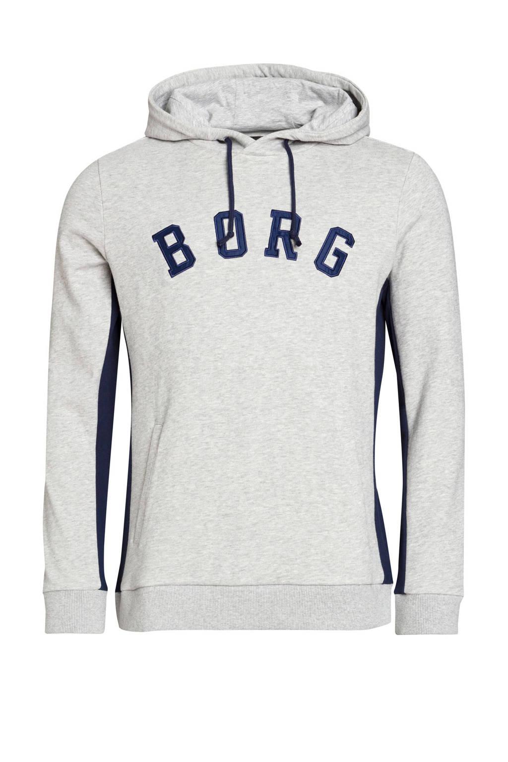 Björn Borg   sportsweater grijs melange, Grijs melange