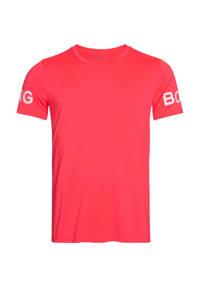 Björn Borg   sport T-shirt rood, Rood