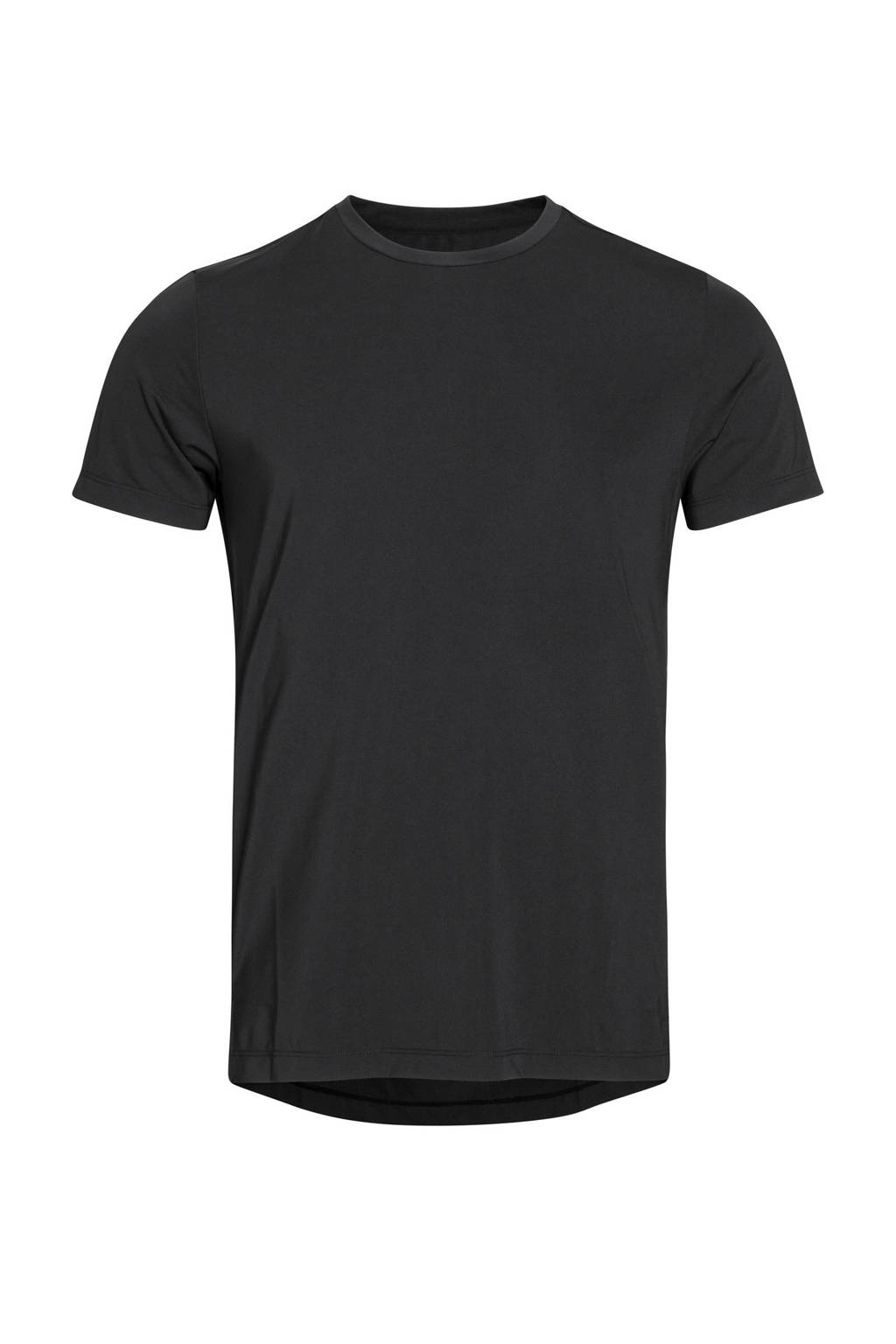 Björn Borg   sport T-shirt, Zwart/wit