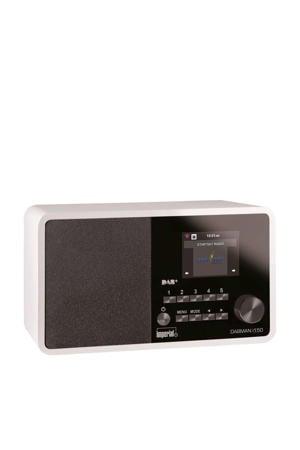 DABMAN I150 WHIT DAB+ tafelradio