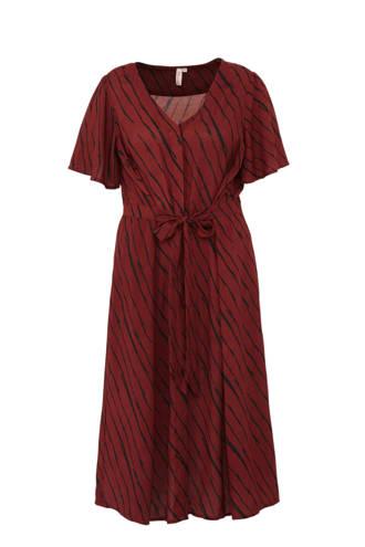 f823743385a104 Grote maten jurken bij wehkamp - Gratis bezorging vanaf 20.-